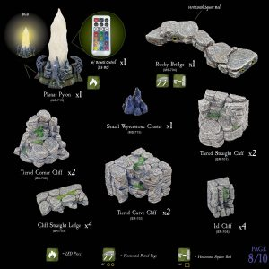 7-A183 Heart of the Mountain Add-on set 8