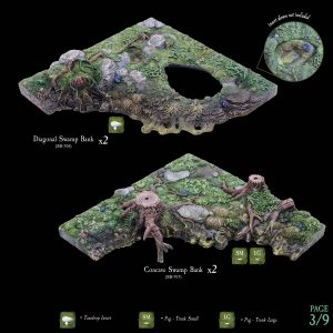 7-A184 Heart of the Swamp Add-on pack 3