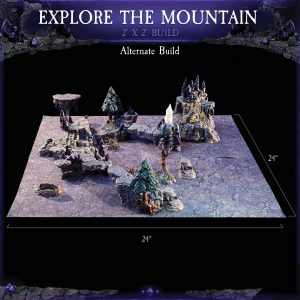 EXPLORE THE MOUNTAIN Alternate Build