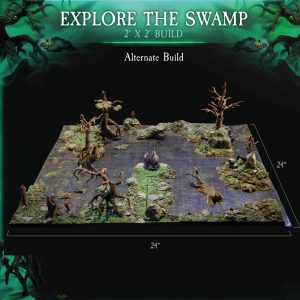 EXPLORE THE SWAMP Alternate Build