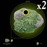 Mossy Rock Mound stretch goal x2