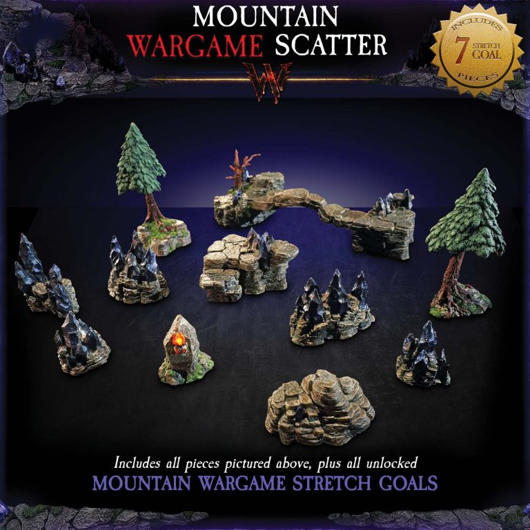 WARGAME SCATTER MOUNTAIN 1