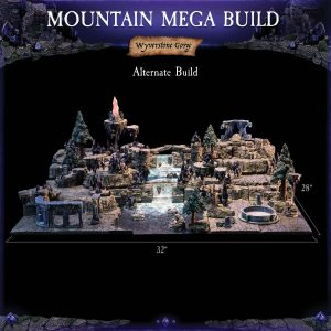 MOUNTAIN MEGA BUILD 17