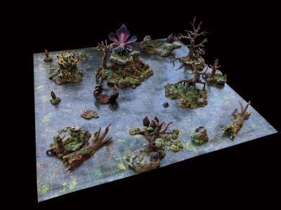 Swamp 24x24 Build 1