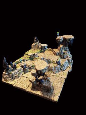 Mountain 12x15 Sample Build 1