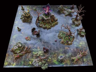 Swamp 24x24 Build 2