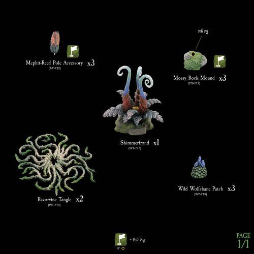 7-A145 Faerie Plants