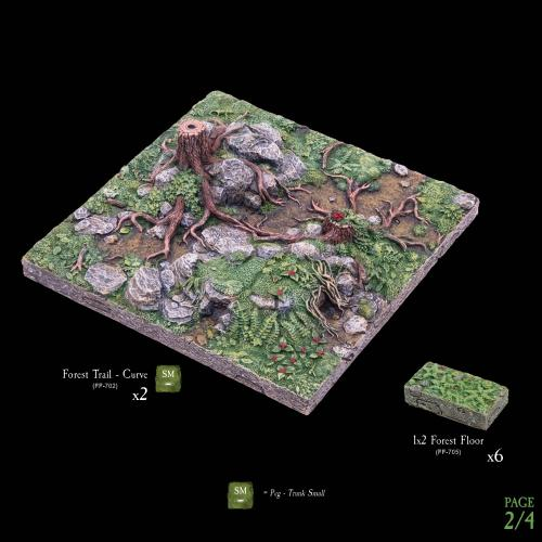 Forest Floors Mega Pack 2