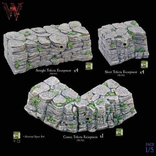 7-A173 Escarpments Megapack 1