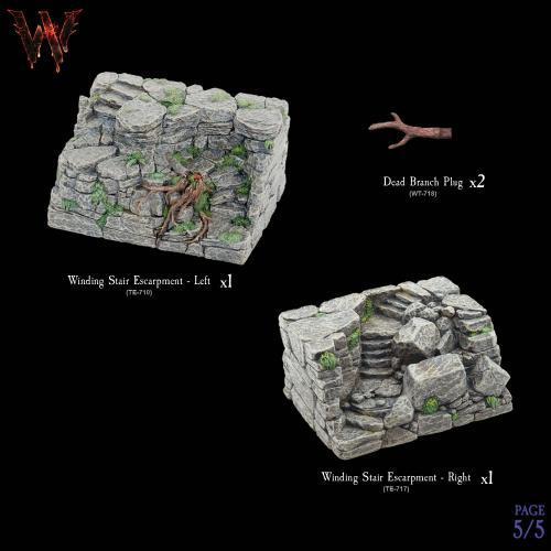 7-A173 Escarpments Megapack 5