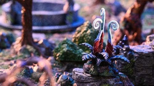 Faerie plant beautiful and deadly