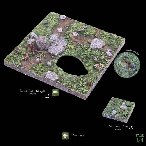 Forest Floors Mega Pack 1