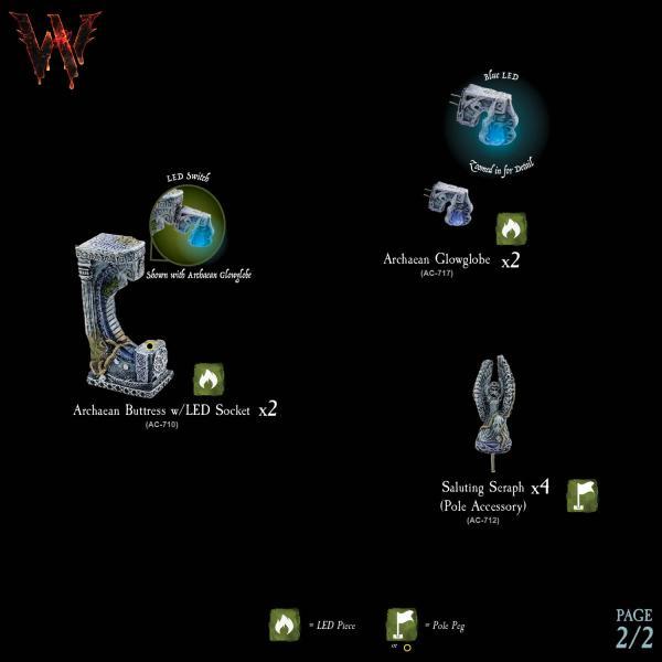 Ruins Archaean Accessories 2